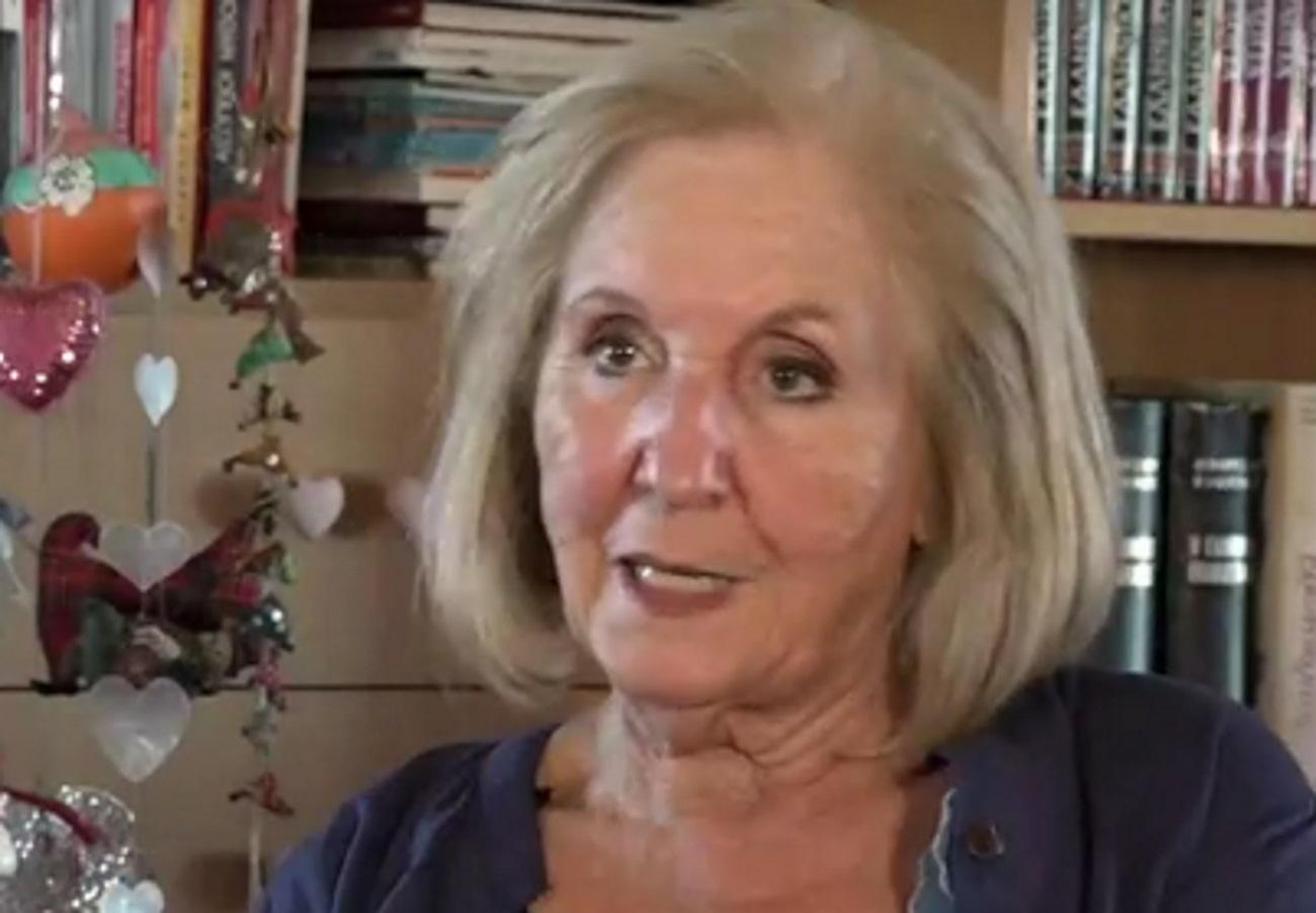 Η Κάρμεν Ρουγγέρη για την ένταση που είχε δημιουργηθεί στο Δέκα Λεπτά Κήρυγμα
