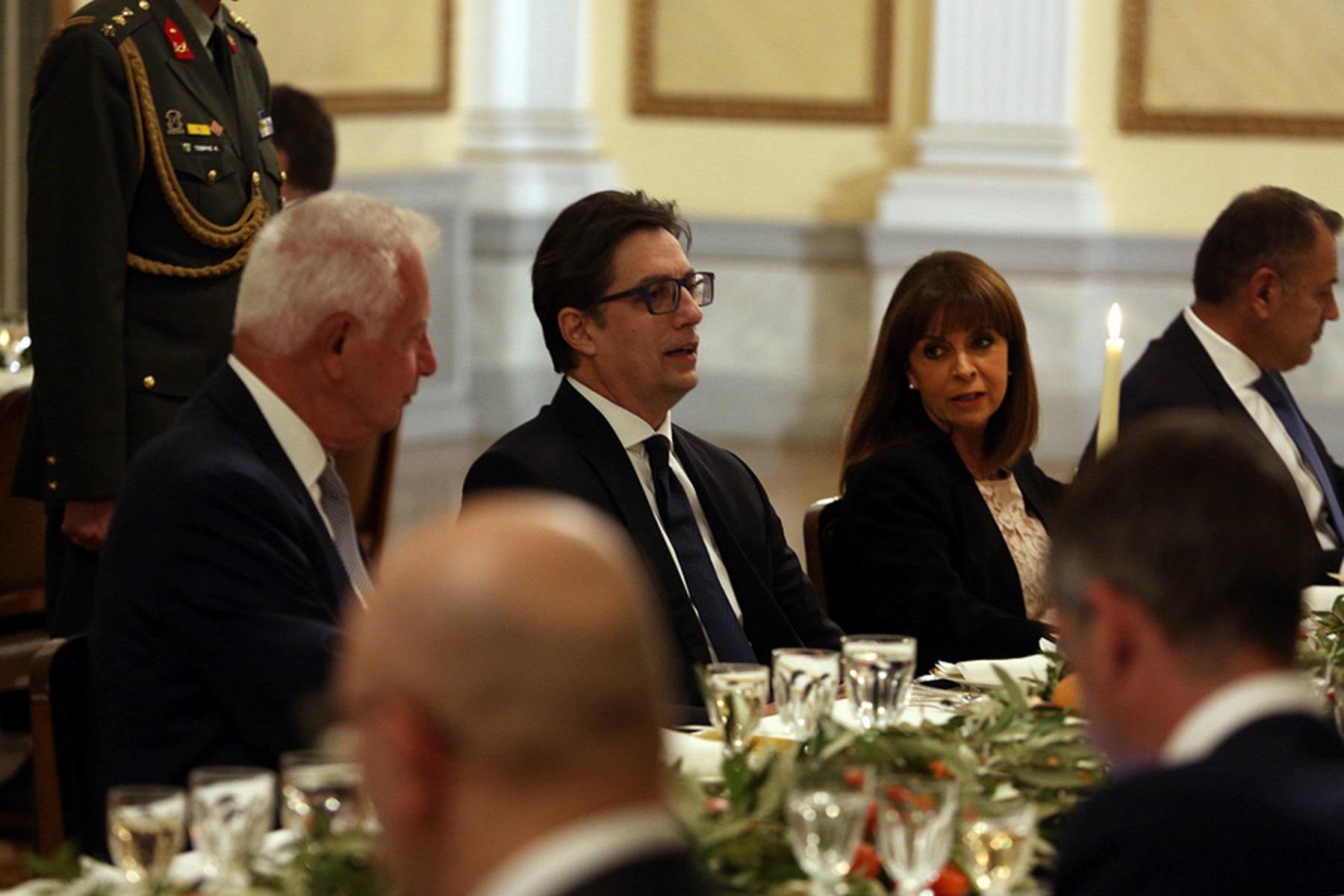 Κατερίνα Σακελλαροπούλου: Πιστεύουμε σε μια αμοιβαία επωφελή σχέση μεταξύ Ελλάδας και Βόρειας Μακεδονίας
