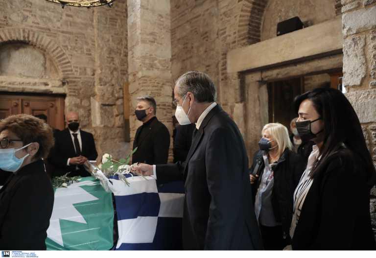 Αντώνης Σαμαράς για Φώφη Γεννηματά: Βαριά μέρα σήμερα για όποιον καταλαβαίνει