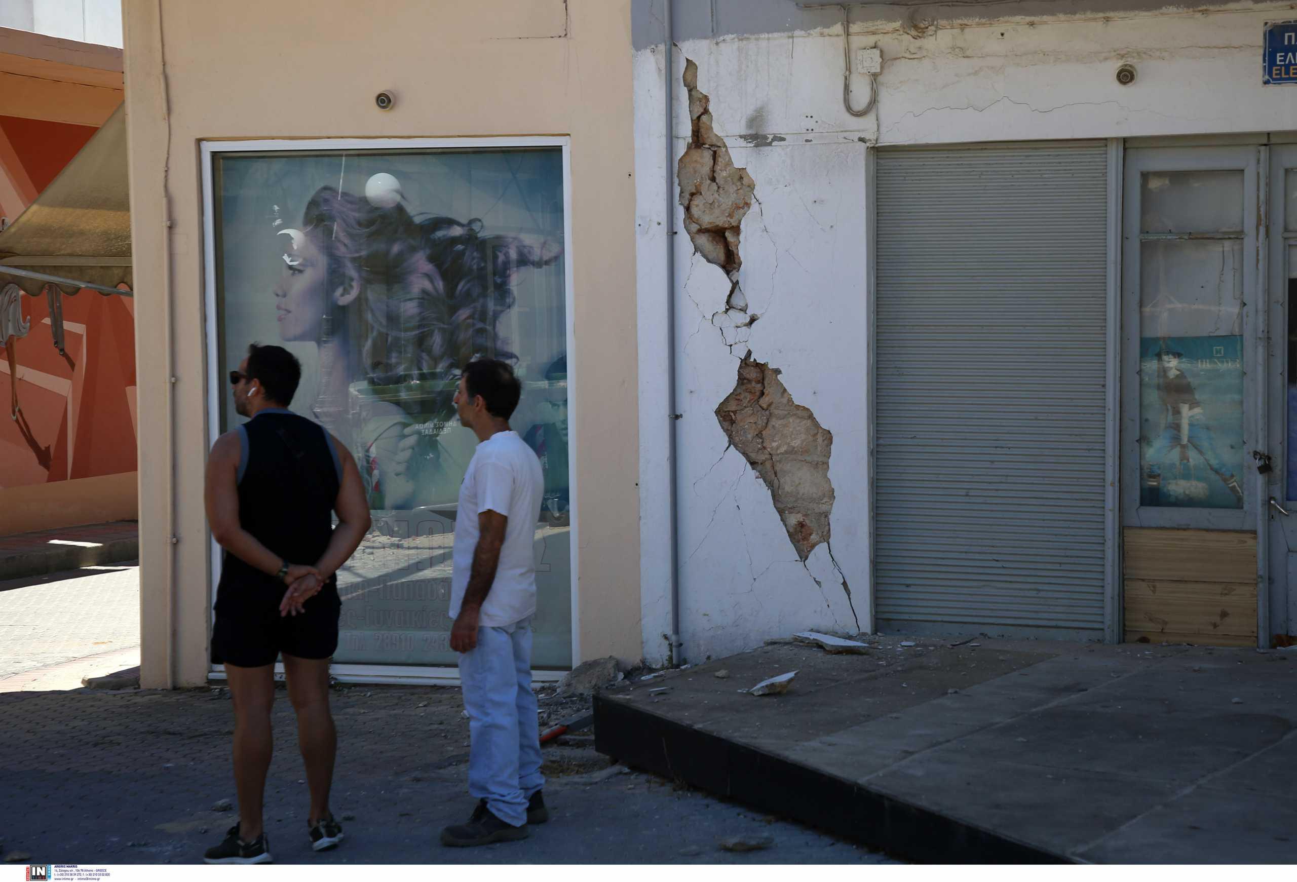 Σεισμός 6,3 Ρίχτερ στην Κρήτη: «Μάλλον ήταν ο κύριος» λέει ο Άκης Τσελέντης