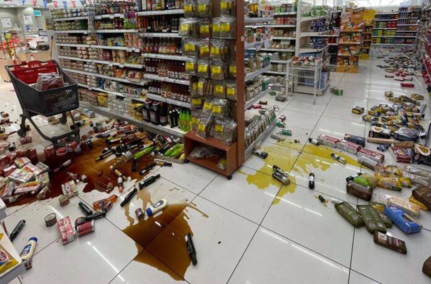 Σεισμός στην Κρήτη: «Ρουφήχτηκε η θάλασσα πριν χτυπήσει ο Εγκέλαδος» – Απίστευτη μαρτυρία