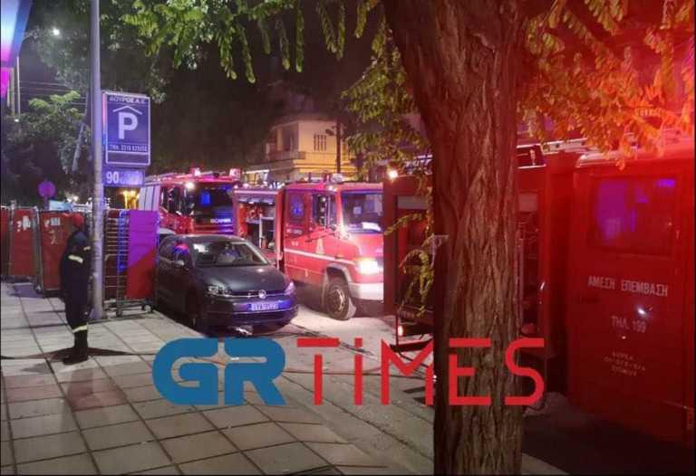 Θεσσαλονίκη: Αναστάτωση για σε σούπερ μάρκετ