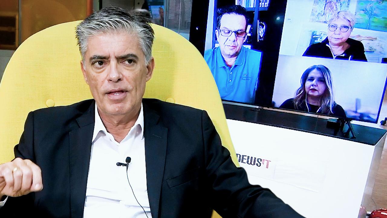 Οι ευχές στην Φώφη Γεννηματά, ο προβληματισμός για την ακρίβεια και η συμφωνία Ελλάδας – ΗΠΑ