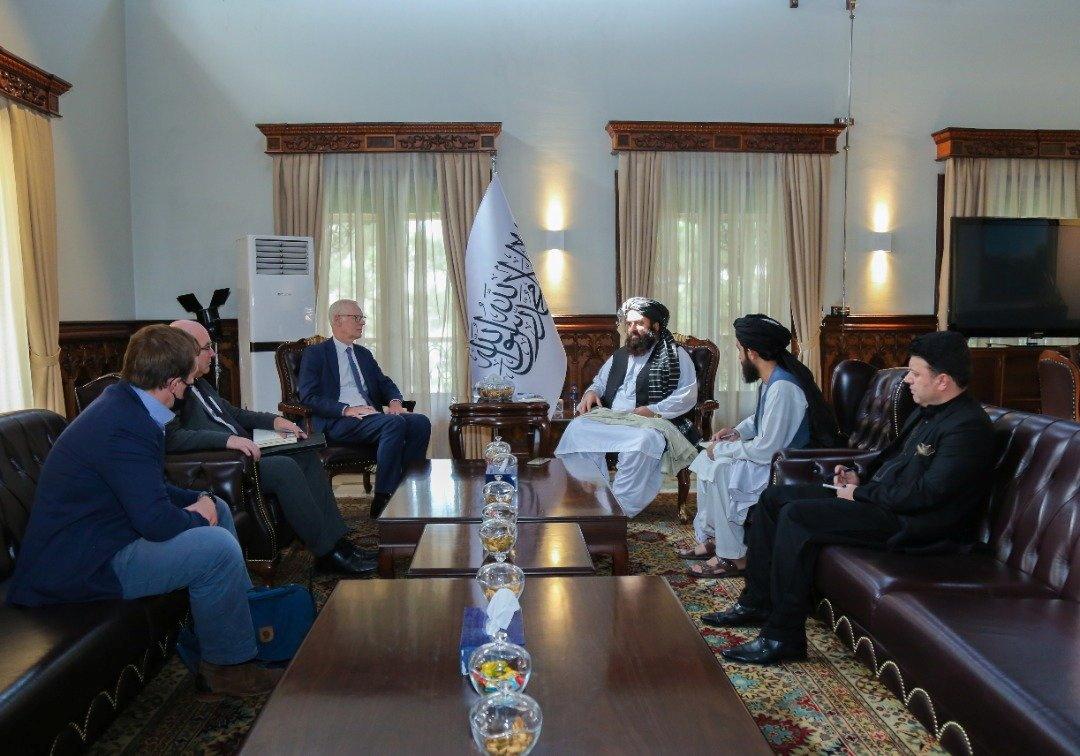 Αφγανιστάν: Στην Καμπούλ απεσταλμένος της Βρετανία για συνομιλίες με τους Ταλιμπάν