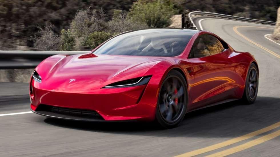 Κάλιο αργά παρά ποτέ, για το νέο Tesla Roadster!
