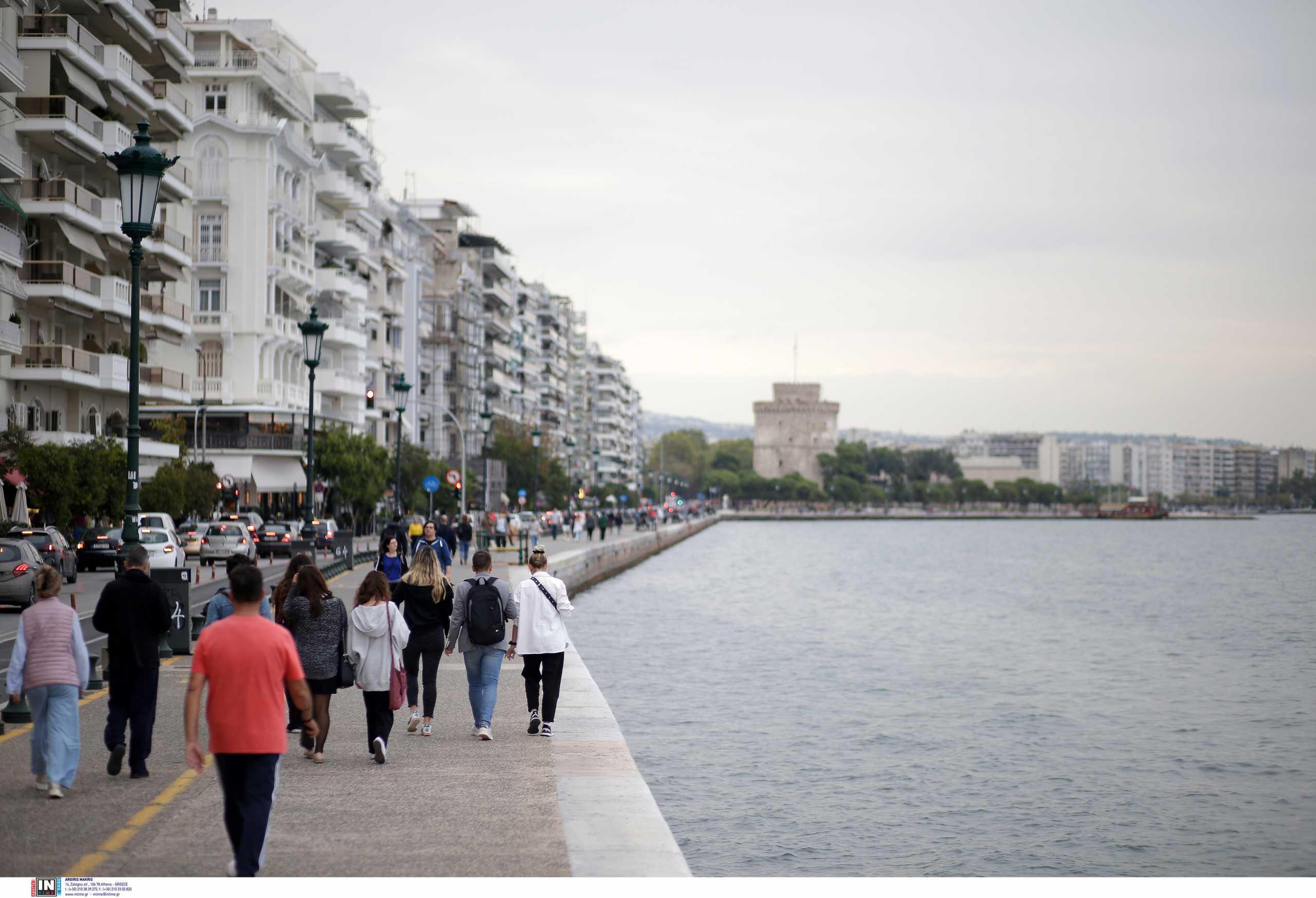 Κορονοϊός - Θεσσαλονίκη: Με διακυμάνσεις το ιικό φορτίο στα λύματα της πόλης
