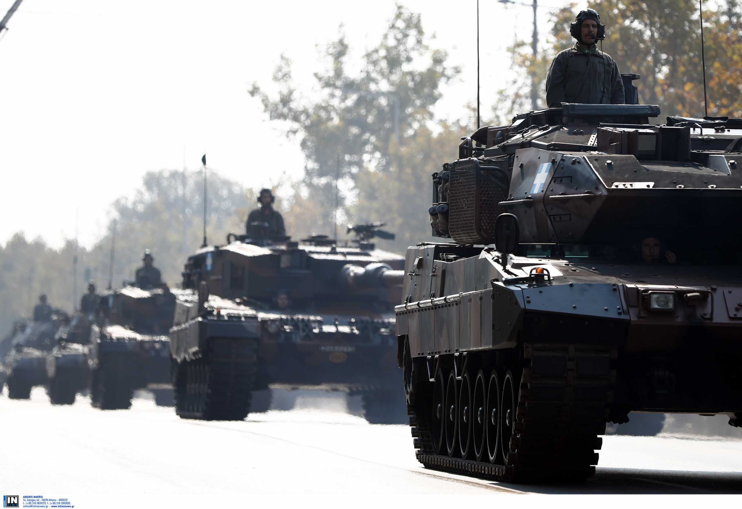Κορονοϊός – Ματίνα Παγώνη για παρελάσεις: Στην Θεσσαλονίκη να κάνει μόνο ο στρατός