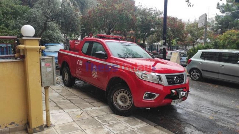 Θεσσαλονίκη: Φωτιά ξέσπασε σε κουζίνα σπιτιού