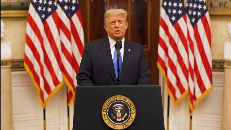 Ντόναλντ Τραμπ: Σίγουρος ότι θα είναι ο υποψήφιος των Ρεπουμπλικάνων στις εκλογές του 2024