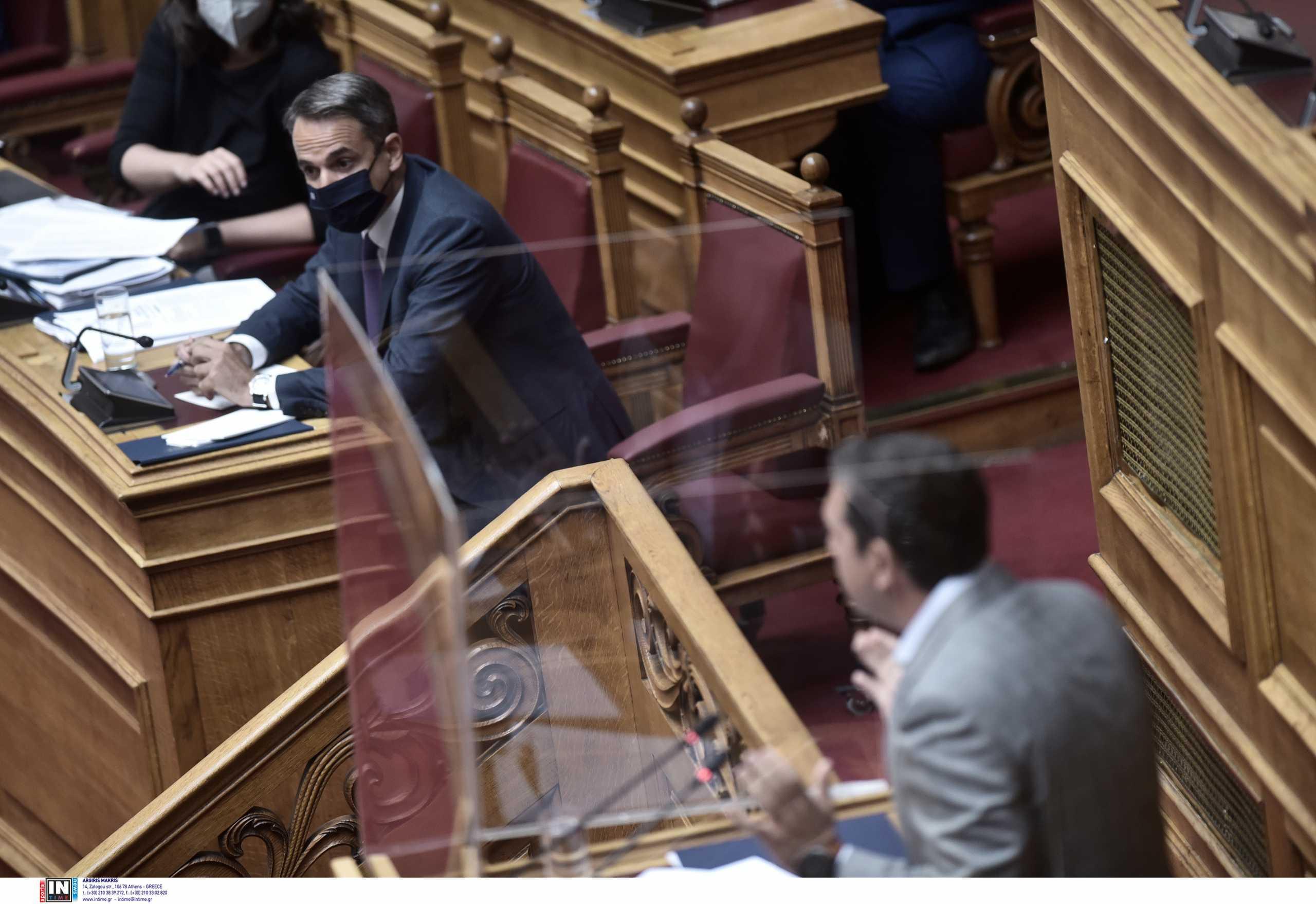 ΣΥΡΙΖΑ: Γιατί ο Τσίπρας κατέθεσε ερώτηση στον Μητσοτάκη για την πανδημία
