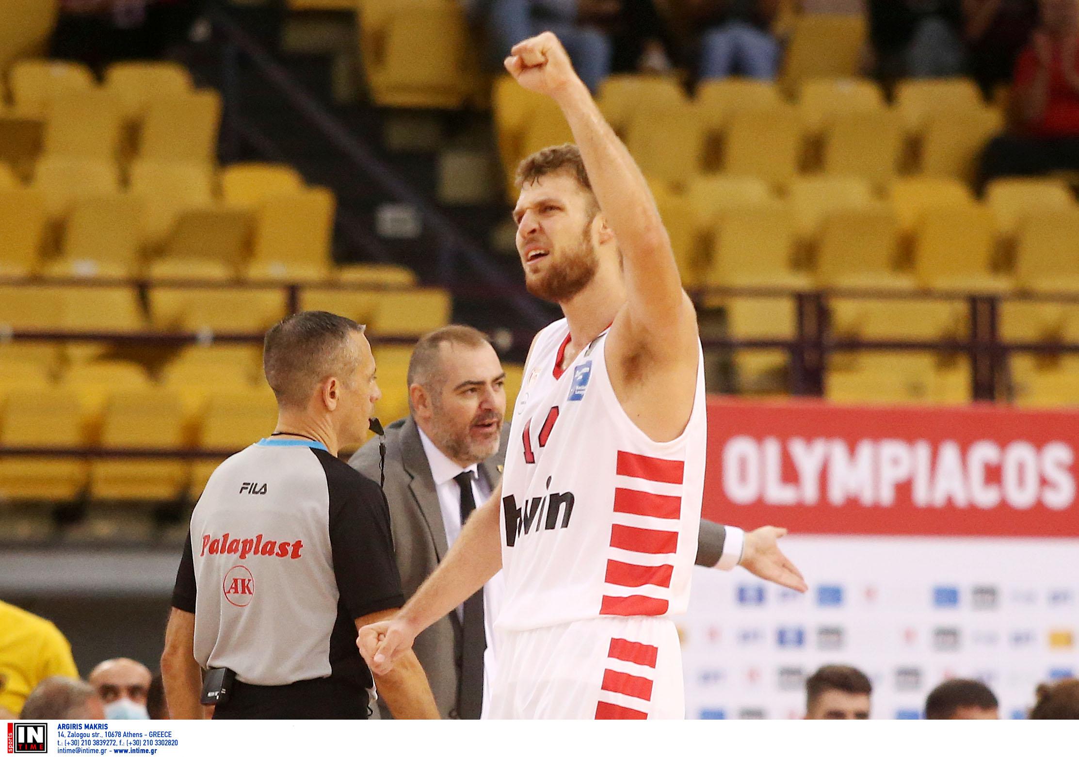 Basket League: Βεζένκοφ, Χάνλαν και Δίπλαρος μοιράστηκαν το βραβείο του MVP