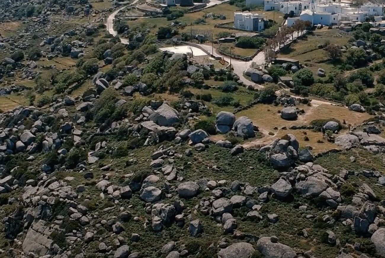 Βώλακας: Το χωριό με τους γρανιτένιους ογκόλιθους και οι θρύλοι του