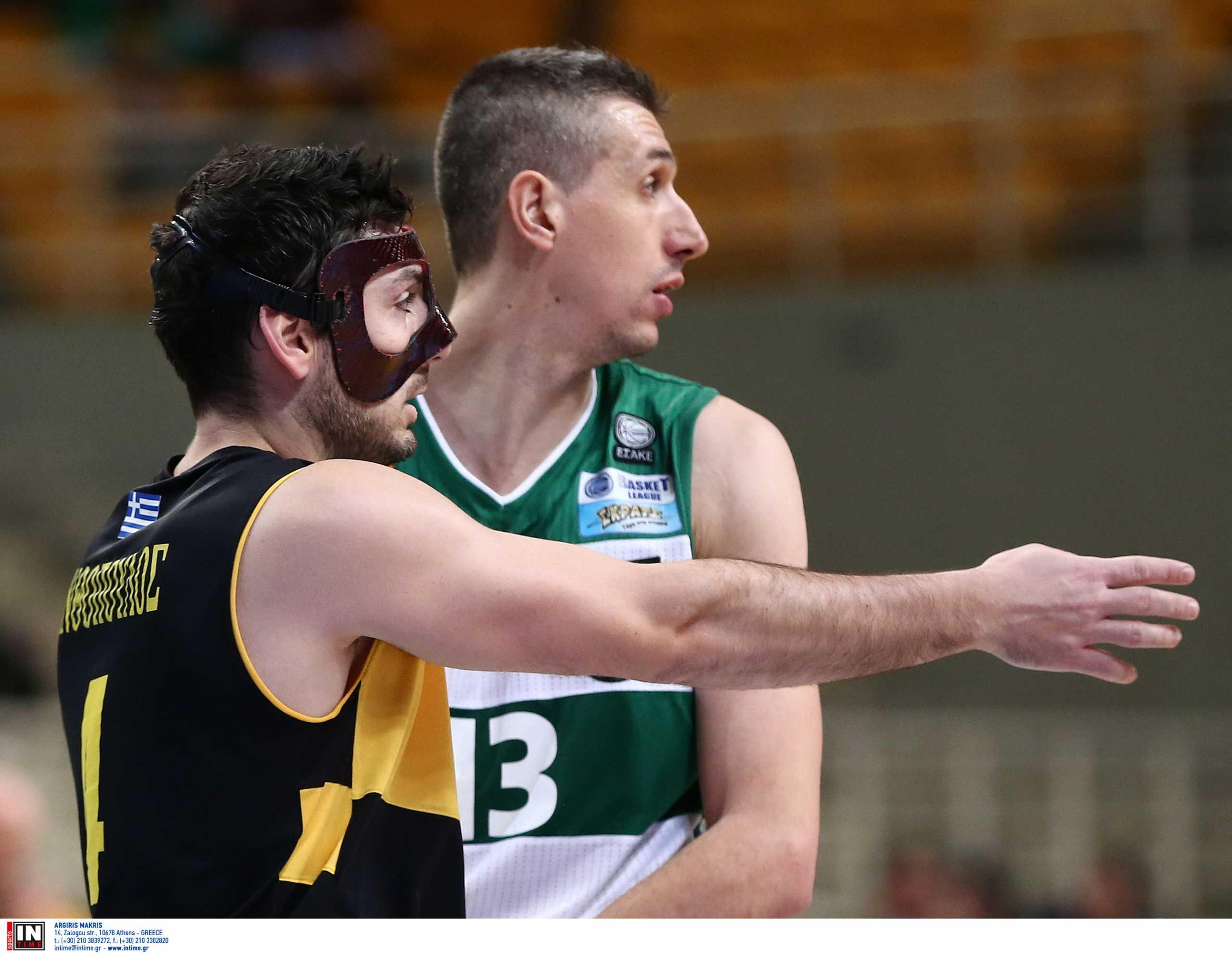 Basket League: Ο Βασίλης Ξανθόπουλος «έπιασε» Σπανούλη και Διαμαντίδη στις ασίστ