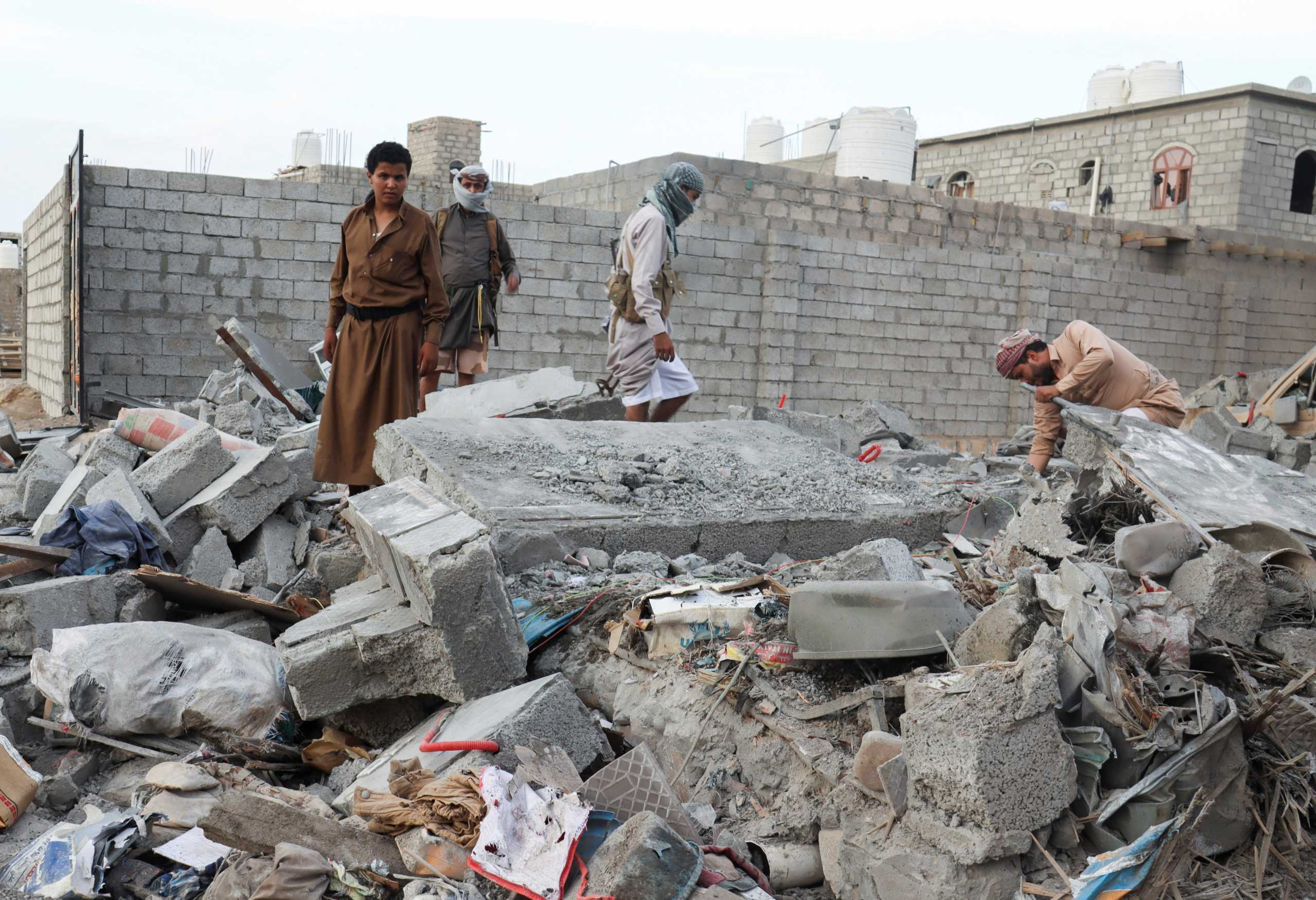 Υεμένη: Συνεχίζεται η μάχη στη Μαρίμπ - Τουλάχιστον 156 νεκροί αντάρτες Χούθι από νέα επίθεση