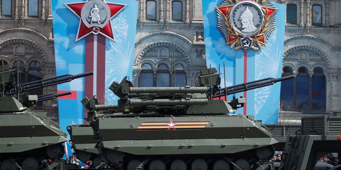 Εκπαιδεύτηκε για…το μέλλον η Ρωσία με ρομπότ μάχης στην άσκηση Zapad-2021!
