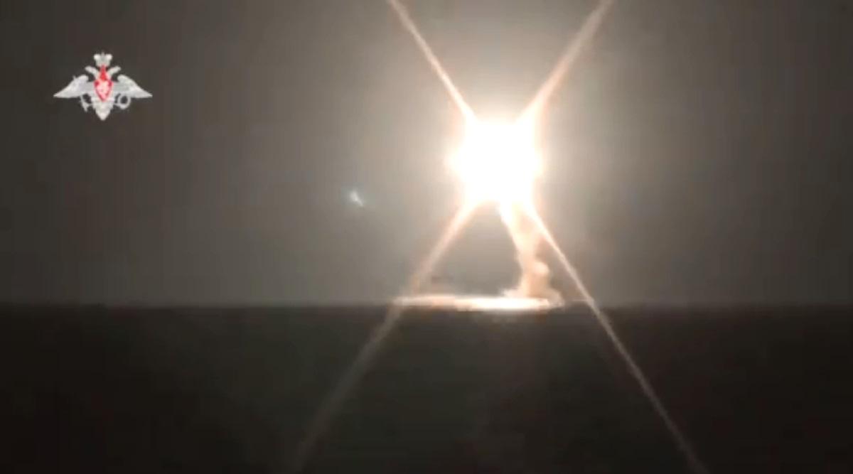 Zircon: Επιτυχής εκτόξευση του ρωσικού υπερηχητικού πυραύλου από πυρηνικό υποβρύχιο [vid]